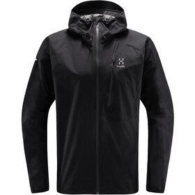 Haglöfs L.I.M Jacket Herre true black